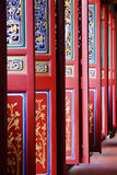 中国门 免版税库存照片