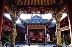 中国阶段 免版税库存照片