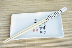 中国陶器集 免版税图库摄影