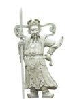 中国雕象 库存图片