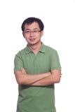 中国青年时期 免版税库存图片