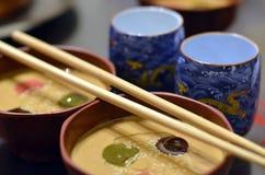 中国食物棒球 免版税库存图片