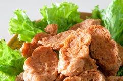 中国食物蔬菜 免版税库存照片