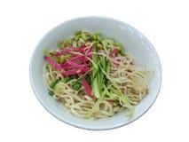 中国食物 库存图片