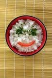 中国食物 库存照片