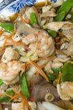 中国食物igredient海运十 库存图片