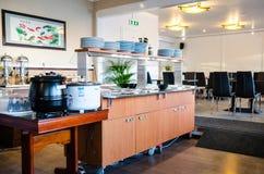 中国餐馆在芬兰 免版税库存照片