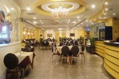 中国餐馆 免版税库存照片