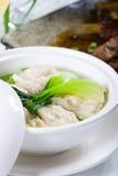 中国饺子 免版税库存照片