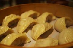 中国饺子 库存照片