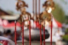 中国香火 免版税图库摄影
