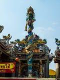 中国龙13 免版税库存照片