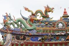 中国龙 免版税库存照片