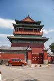 中国,北京 鼓塔, 1420 免版税库存图片