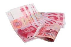 中国货币rmb 库存图片