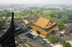 中国jinshan寺庙 库存照片