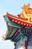 中国pavillion 库存图片