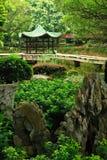 中国summerhouse 免版税图库摄影