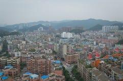 中国villege城市视图旅游业城市贵阳12 免版税库存照片