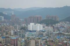 中国villege城市视图旅游业城市贵阳13 免版税库存图片