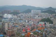 中国villege城市视图旅游业城市贵阳14 图库摄影