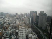 中央东京 库存照片