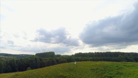 中央俄罗斯自然 免版税库存图片