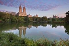 中央公园。 免版税库存图片