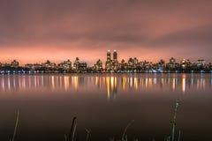 中央公园-曼哈顿纽约 免版税库存照片