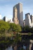 中央公园 库存照片