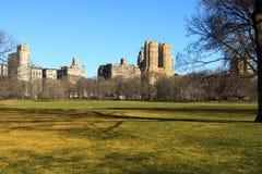 中央公园 免版税库存照片