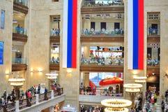 中央孩子商店,莫斯科 库存照片
