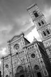 中央寺院佛罗伦萨意大利 免版税库存图片