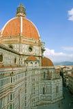 中央寺院佛罗伦萨 库存照片