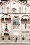 中央寺院摩德纳 免版税库存照片