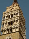 中央寺院皮斯托亚 免版税库存照片