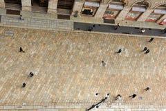中央寺院米兰Mariae Nascenti 库存照片