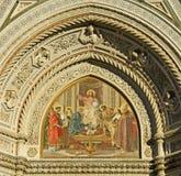 中央寺院,佛罗伦萨(意大利) 库存图片