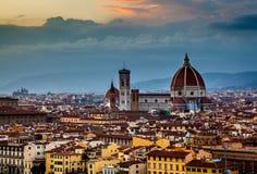 中央寺院,佛罗伦萨 免版税库存图片