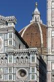 中央寺院-佛罗伦萨-意大利 免版税库存照片