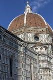 中央寺院-佛罗伦萨-意大利 库存图片