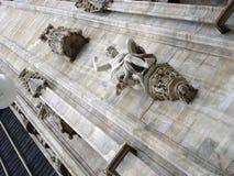 中央寺院 库存图片