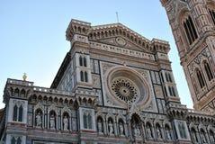 中央寺院del fiore,佛罗伦萨 图库摄影