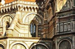 中央寺院fi佛罗伦萨 免版税库存图片