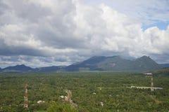 中央斯里兰卡 库存图片