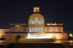 中央沙扎souq 免版税图库摄影