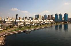 中央沙扎souq 免版税库存照片