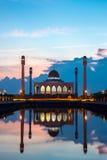中央清真寺宋卡泰国 免版税库存图片
