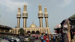 中央清真寺 免版税图库摄影