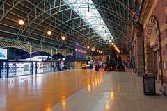 中央火车站,悉尼,澳大利亚 库存照片
